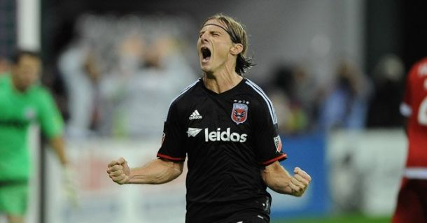 2015 MLS Cup Playoffs: Chris Rolfe Sends DC United To Eastern Conference Semifinals