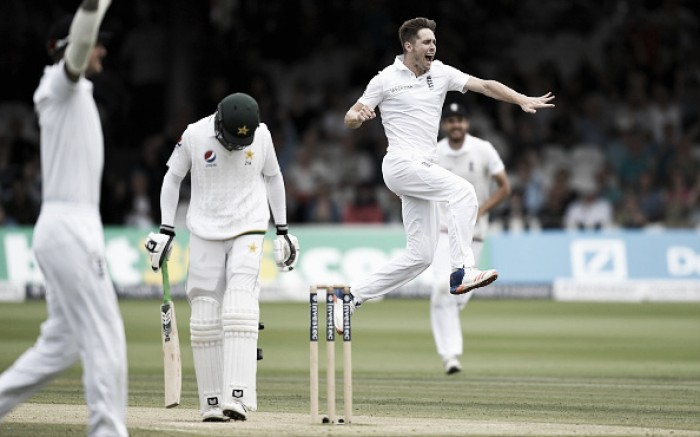 England vs Pakistan Day Three: Chris Woakes up to 11 match wickets with England set for tough run chase