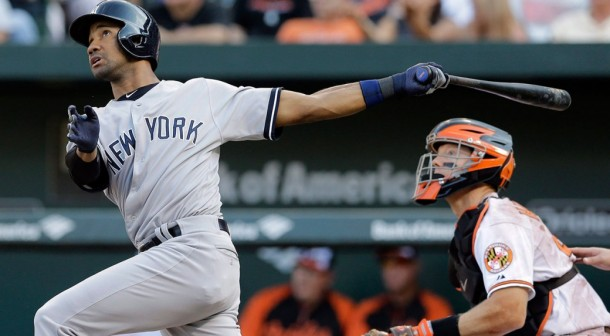 Report: Boston Red Sox Nearing Deal With Outfielder Chris Young