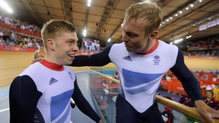 Gran Bretaña consigue un récord con polémica en ciclismo en pista