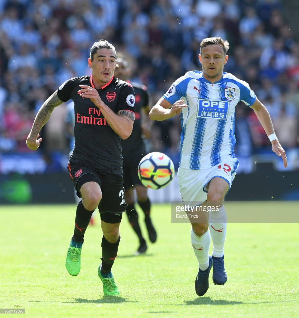Huddersfield Town Chris Lowe reflects on defeat to Arsenal