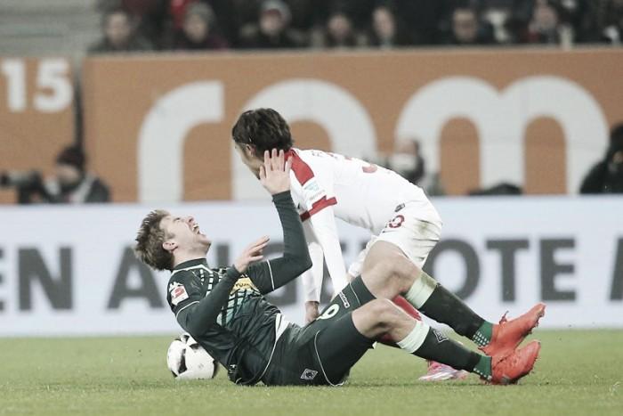 Christoph Kramer sofre grave lesão e vira desfalque no Gladbach