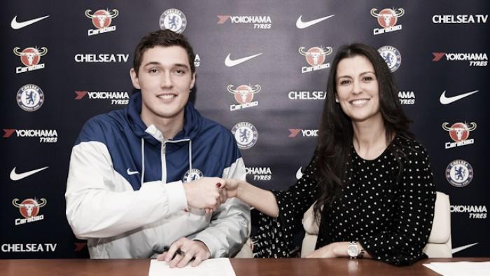 El Chelsea ata a Andreas Christensen hasta 2022