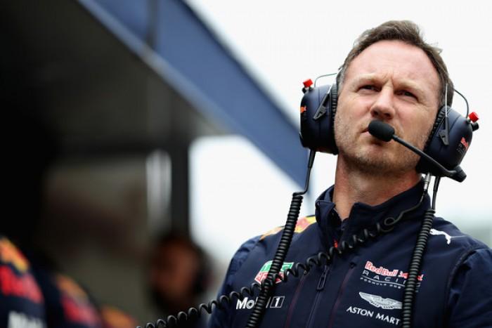 Christian Horner acerca a Red Bull a un cambio de motor para 2019