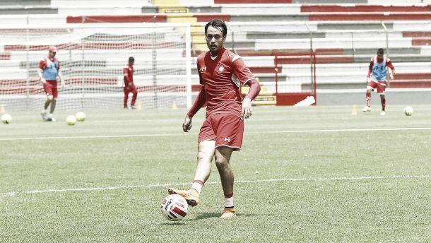 """Christian Pérez: """"Una defensa sólida será clave frente a Tijuana"""""""