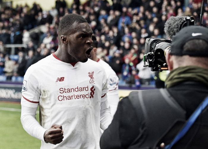 Christian Benteke willing to fight for Liverpool future after match-winning Crystal Palace penalty