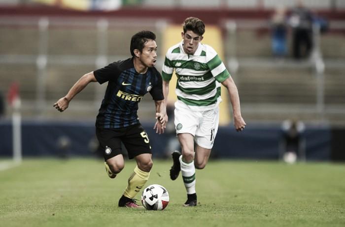 Internazionale mostra eficiência e encerra pré-temporada com vitória sobre Celtic