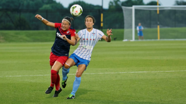Chicago Red Stars look to continue NWSL playoff push against Washington Spirit