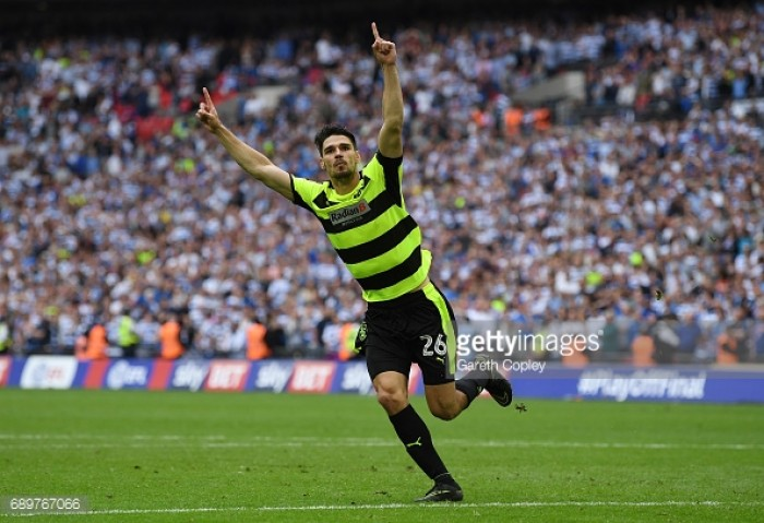 Christopher Schindler commits future to Huddersfield Town