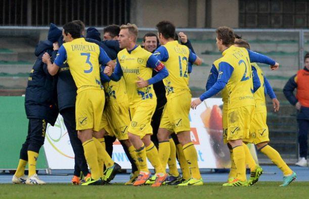 Live Chievo - Sampdoria in serie A