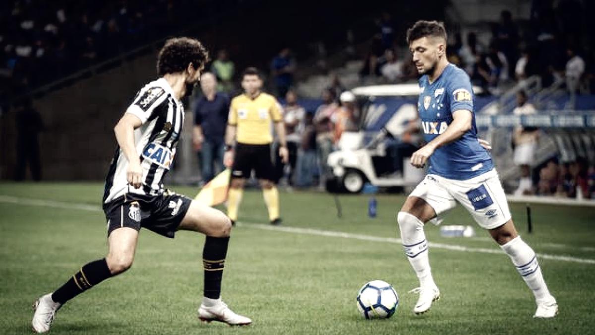 Fábio brilha nos pênaltis, Cruzeiro despacha Santos e vai às semifinais da Copa do Brasil