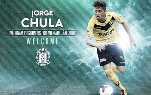 Jorge Chula: nova etapa em Vilnius e um sonho de 'Champions'