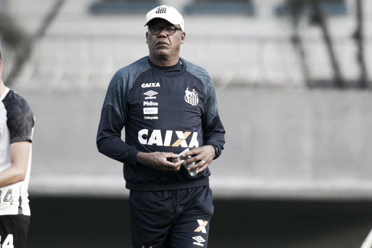 Santos consulta CBF e Serginho Chulapa está liberado para dirigir time contra o América-MG