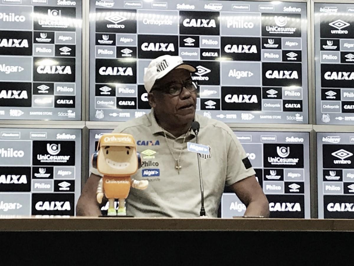 """Expulso ao final de jogo, Serginho Chulapa afirma: """"Não sou o louco de antes"""""""