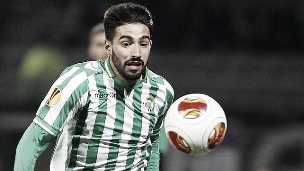 Chuli llega al Real Zaragoza cedido por una temporada