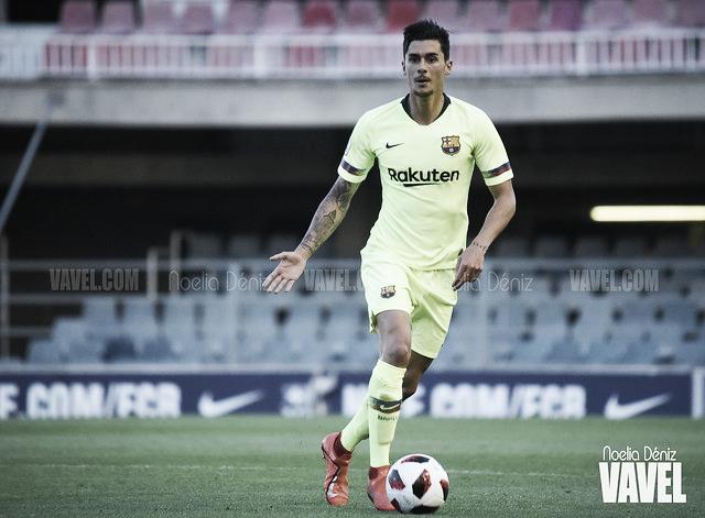 Competición dictamina que el FC Barcelona cometió alineación indebida en el 'caso Chumi'
