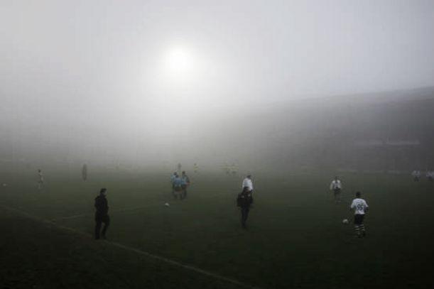 União da Madeira x Benfica adiado devido ao mau tempo na Choupana