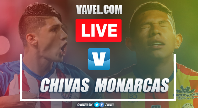 Goals and Highlights: Chivas 0-1 Monarcas, 2019 Friendly Game