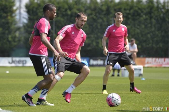 Juventus - Khedira K.O, Allegri ridisegna l'undici iniziale