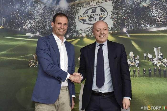 Juventus, ora è ufficiale: Allegri rinnova fino al 2018