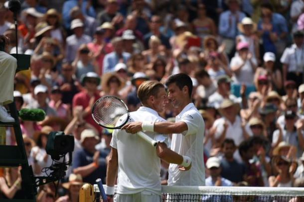 Wimbledon 2015: vince Djokovic, ma la scena se la prende Nieminen