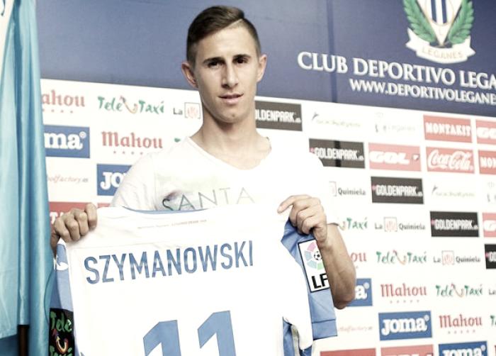 Analizando a Alexander Szymanowski, la estrella del Leganés
