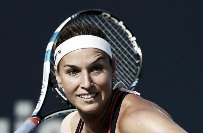 WTA New Haven: Dominika Cibulkova makes her first final of the season
