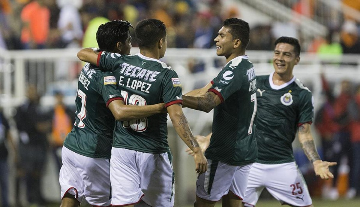 Chivas regresa al triunfo, derrotó 2-0 a Cibao FC