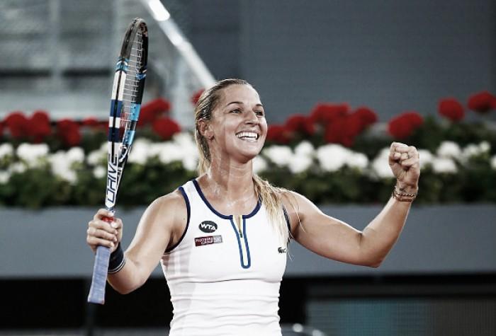 WTA Premier de Madri: Halep e Cibulkova vencem e fazem final