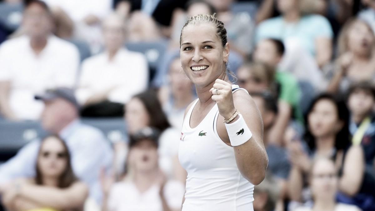 Cibulkova vira contra Kerber e segue às oitavas do US Open