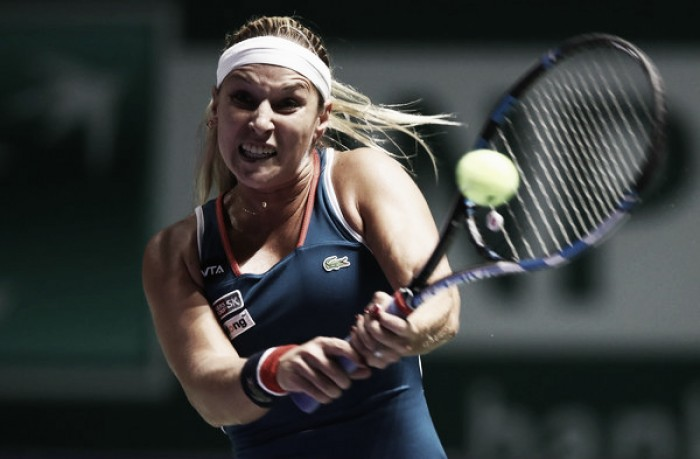 WTA Finals Round Robin preview: Dominika Cibulkova vs Madison Keys