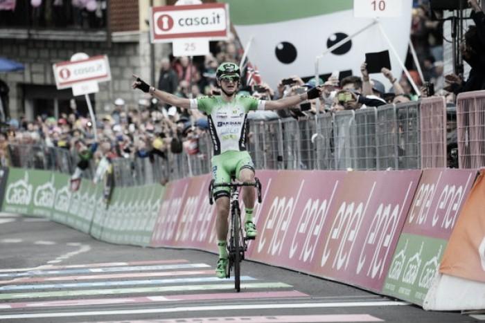 Giro d'Italia, a Sestola spunta Ciccone. Landa ritirato, Dumoulin crolla, Jungels nuova maglia rosa