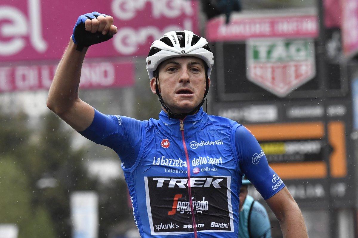 Giro d'Italia: Ciccone domina il Mortirolo e vince la tappa. Nibali scavalca Roglic in classifica