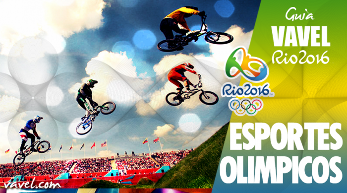 Ciclismo BMX: tudo o que você precisa saber para o Rio 2016