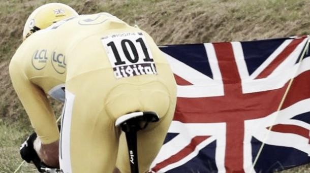 El esplendor del ciclismo británico
