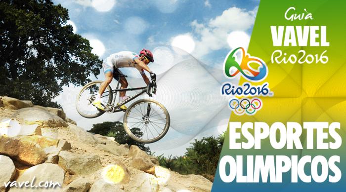 Ciclismo Mountain Bike: tudo o que você precisa saber para o Rio 2016
