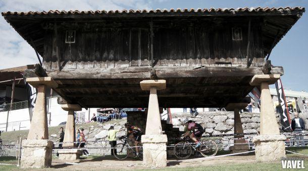 Fotos e imágenes de la primera prueba de la Copa de España de Ciclocross en Oviedo