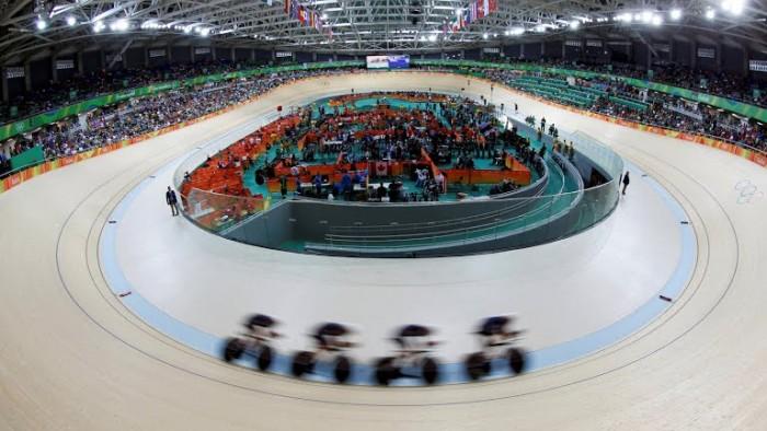 Diretta Rio 2016 - Diretta ciclismo su pista: la Cina è d'oro nella velocità a squadre femminile, Gran Bretagna d'oro nell'inseguimento a squadre maschile