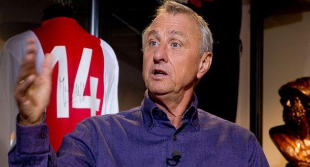 Cruyff chiede buonsenso ai tifosi
