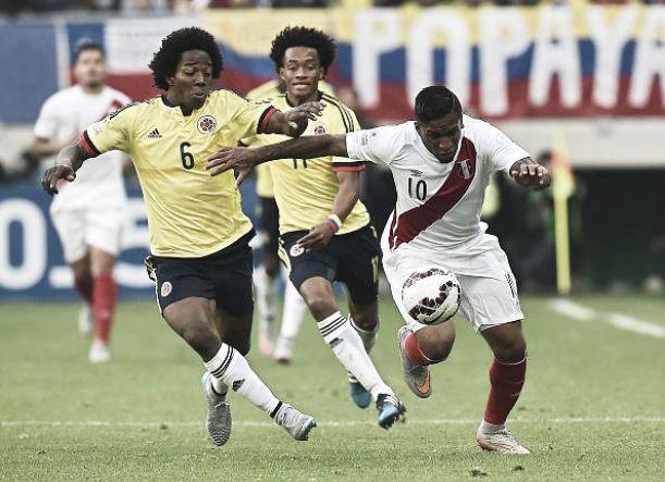 Colombia empató y espera resultado para avanzar