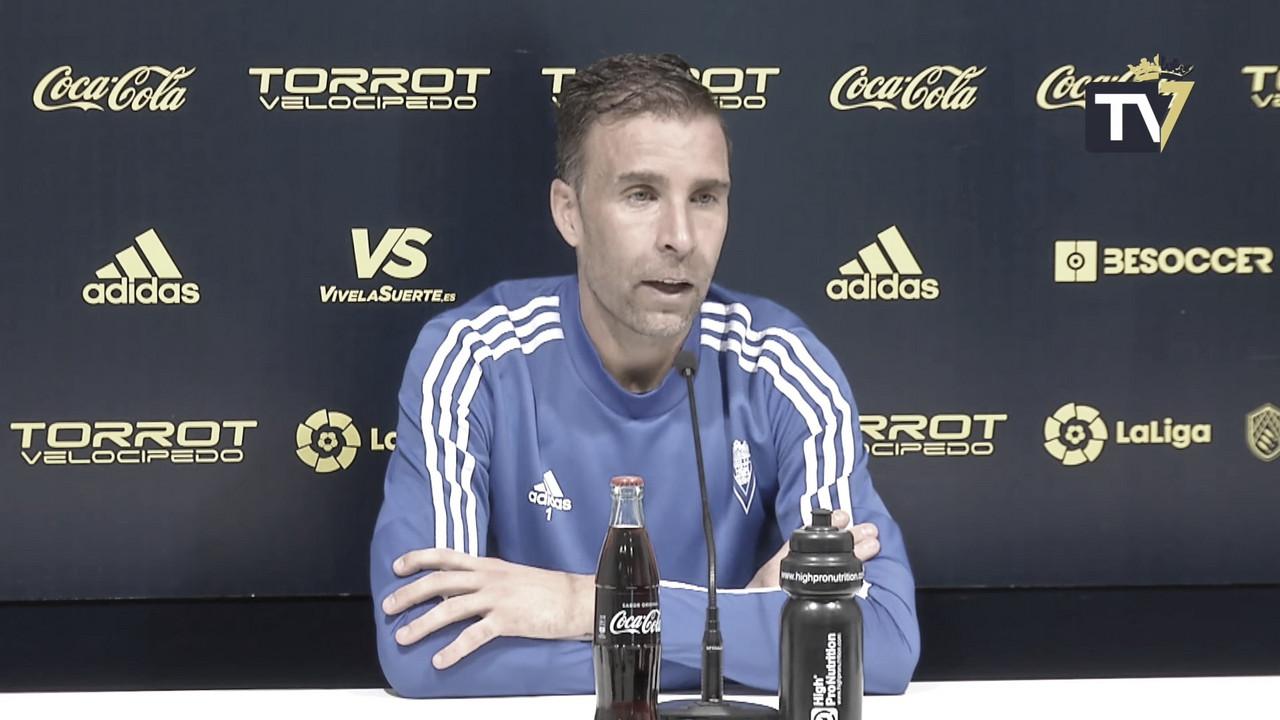 "Cifuentes: ""Iremos a Almería a competir"""