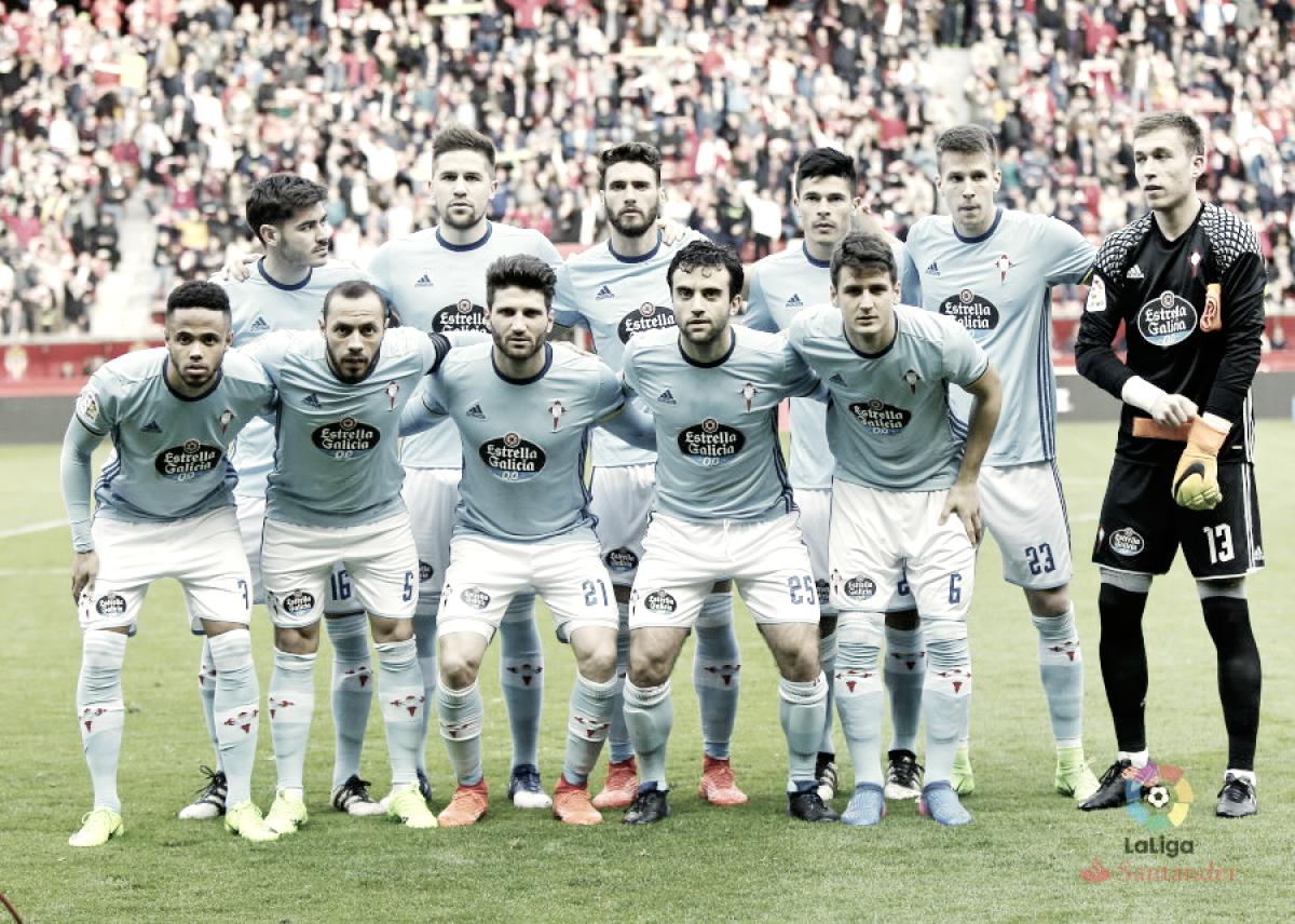 El Celta de Vigo es el cuarto equipo menos amonestado