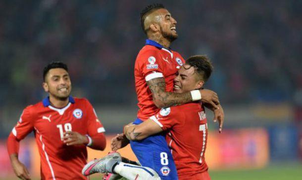 VIDEO Copa America 2015, gol a grappoli: pari tra Cile e Messico, Bolivia batte Ecuador
