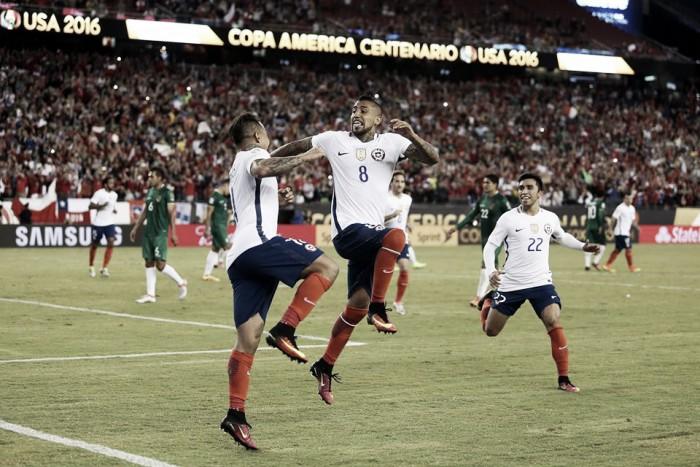 Copa America Centenario, Cile contro Panama per i quarti. L'Argentina chiude con la Bolivia