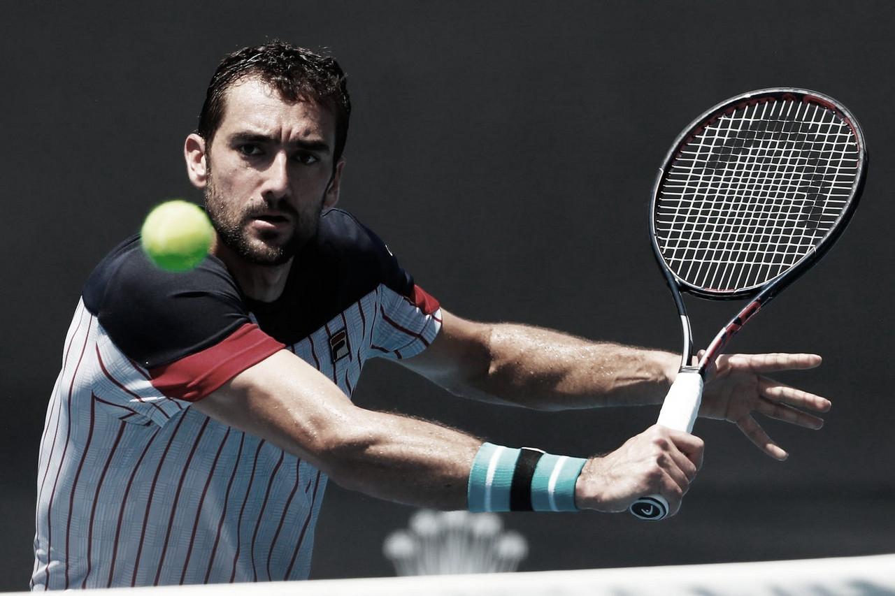 Cilic supera dificuldades e vence Alcaraz na estreia do ATP 250 de Estoril