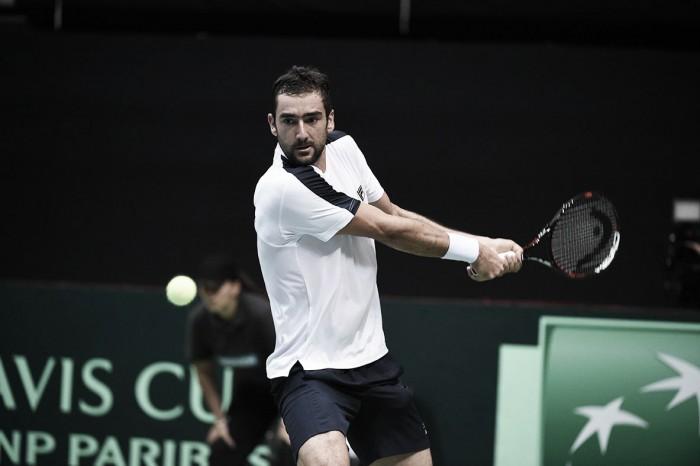 Cilic devuelve a Croacia a la final de Copa Davis
