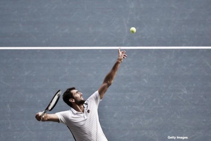 ATP Master 1000 de Shanghai: Karlovic y Cilic eliminados