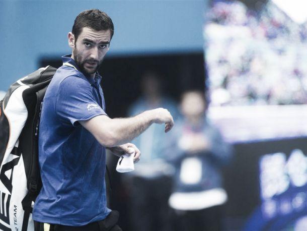 ATP Shanghai, a sorpresa fuori Cilic