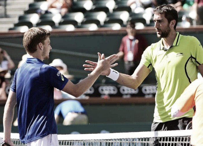 ATP Paris third round preview: Marin Cilic vs David Goffin
