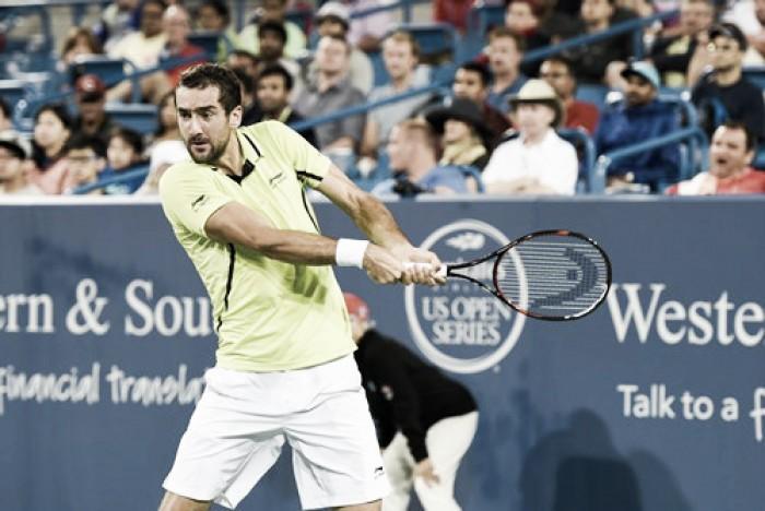 Marin Cilic surpreende Murray e conquista o Masters 1000 de Cincinnati; Melo é campeão nas duplas